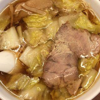 白菜ラーメン(中華料理 鉄人 )