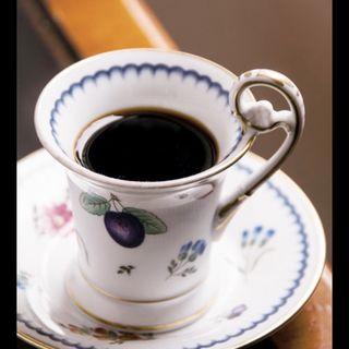 ストロングコーヒー(水出しコーヒーのホット)(コーヒーパーラー ヒルトップ )