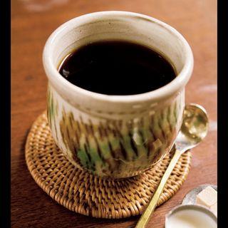 自家焙煎コーヒー(ペドラ ブランカ )