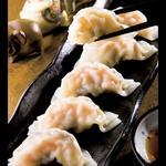 明蝦餃子(海老水餃子)