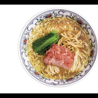 貝そば(淡口醤油味)(くじら食堂 )