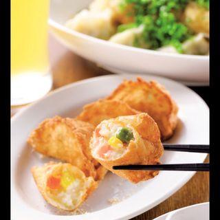 ポテトサラダ餃子(揚げ)(ワシン トーキョー (WASH1N TOKYO))