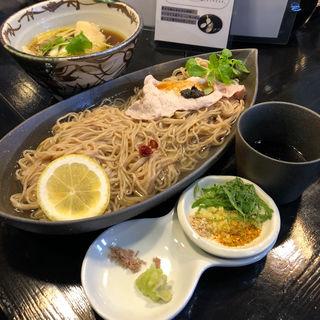 元祖昆布水のpremiumつけ麺(ロックンビリーS1 )