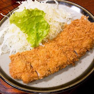 ヒレかつ定食(とんかつ藤芳 駅前店 )