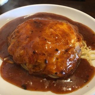 日替わりスパゲティランチ(洋食屋 岩月 )