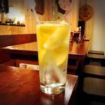 二代目レモンサワー