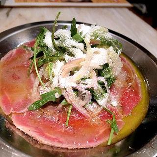 ドンナバルのラム肉たたき(東京ドンナバル)