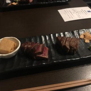 黒毛和牛サーロインステーキ(鉄板焼きgrow 上野店 (グロウ))