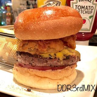 ペッパーコーン(シェイクツリー バーガー&バー (shake tree burger&bar))