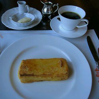 フレンチトーストセット(カフェ レックコート)