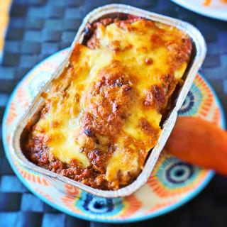 ミートソースと白菜のグラタン(深沢キッチン)