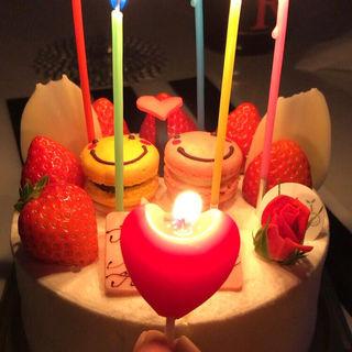 バースデーケーキ(パティスリー ニコ )
