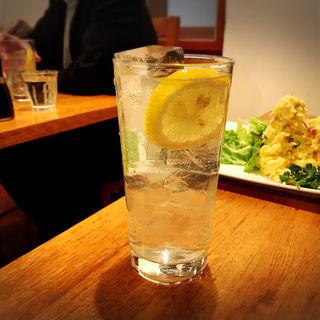 レモンサワー(菱田屋 (ヒシダヤ))