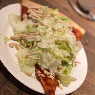 シーザーサラダスライス(Pizza Slice 2)