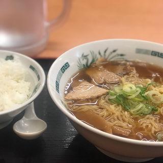 中華そば(日高屋 浅草橋店 )