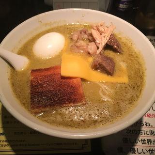 ぴすたちお(塩生姜らー麺専門店 MANNISH (マニッシュ))