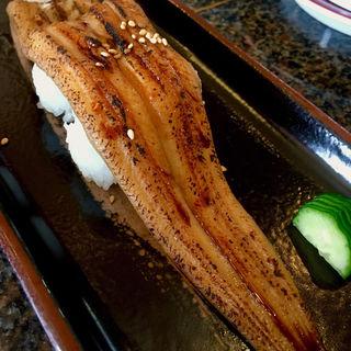 玄海丸特製 活〆一本焼穴子