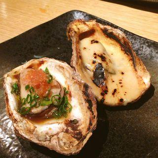 焼き牡蠣(六本木 かき心 )
