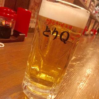 生ビール(とりQ)