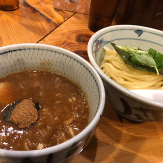 魚介つけ麺(麺屋まいど)
