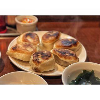 餃子セット(曽さんの店 代々木店 (ソサンノミセ))