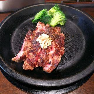 ランチステーキセット200グラム(いきなり!ステーキ 前橋店)