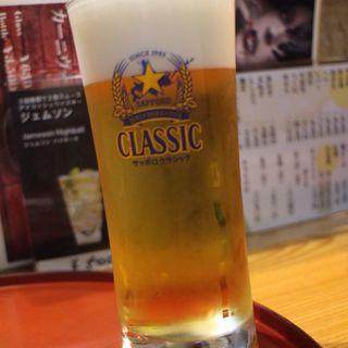 生ビール(鳥焼 サムライ)