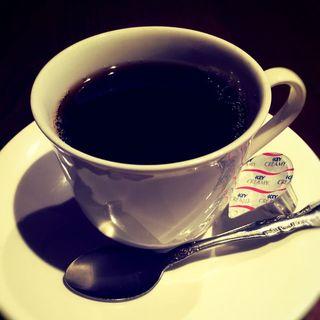 ブレンドコーヒー(喫茶とお食事の店 ふじ)