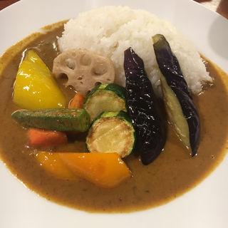 野菜カレー(ベイリーフ )