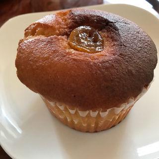 グルテンフリーチーズケーキマフィン金柑入り(Apple sweets)