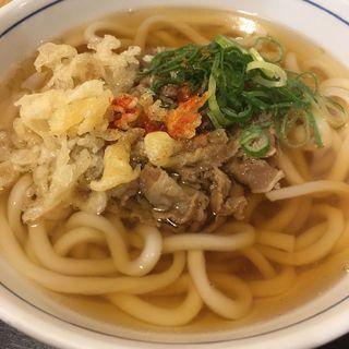 肉うどん(ウエスト 天神昭和通り店 )