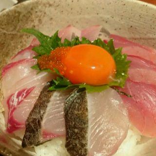海鮮丼定食(銀平 駅前店 (ぎんぺい))