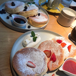 パンケーキ(ハンズ エキスポ カフェ (HANDS EXPO CAFE))