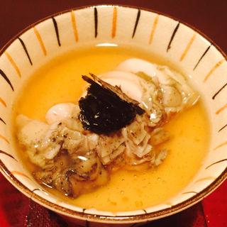牡蠣の玉〆(料理 澤)