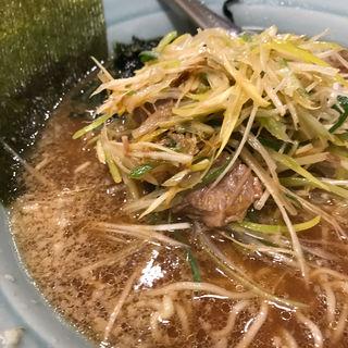 ネギラーメン味噌味(ネギラーメン小晴 関店 )