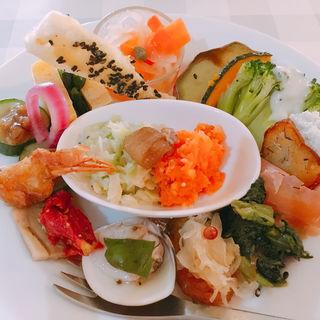 前菜(パスタ・エ・カフェ・シオサイ (PASTA e CAFE SHIOSAI))
