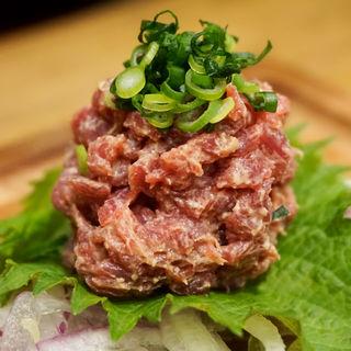 肉塩辛(博多筑紫口 肉寿司)