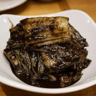 黒キムチ(博多筑紫口 肉寿司)