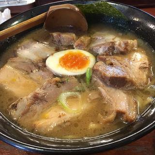 醤油らーめん チャーシュー麺(らーめん本郷亭 本店 (らーめん ほんごうてい))