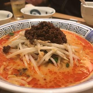 青山 坦々麺(希須林 青山 (キスリン))