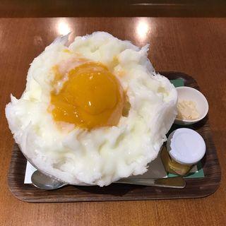 T・K・G -たまごかけ氷-(銀座のジンジャー 銀座本店 )