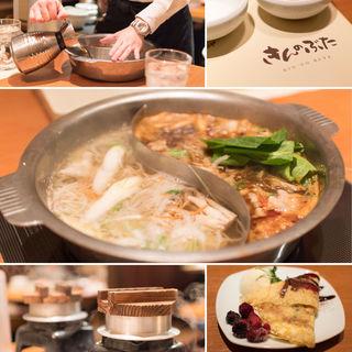 和豚もちぶた食べ放題コース(きんのぶた 姫路今宿店 )