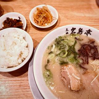 A定食(名島亭)