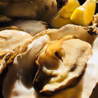 万葉牡蠣の炭焼(長栄丸 (チョウエイマル))