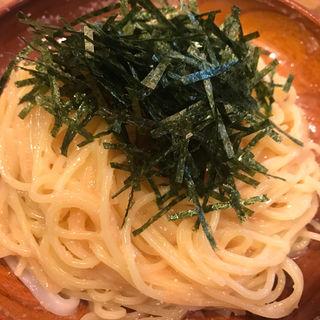 たらこイカ(麦小家 (【旧店名】スパゲティ DEN))