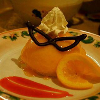 オレンジムースケーキ(S.S.コロンビア・ダイニングルーム (エスエス コロンビア・ダイニングルーム))