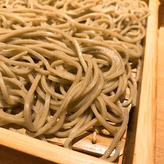 そばと季節料理の手仕事コース<綱坂>(蕎麦切 宮下 三田綱町店 )