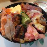 海鮮丼定食(美幸寿司 )