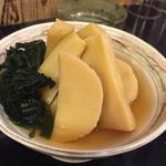 新竹の子煮(ほろよい )