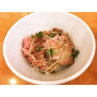 豚丼(はや川)